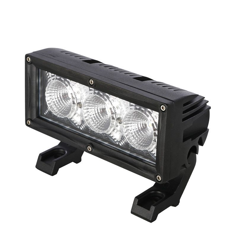 Single Row Straight  U2013 X Series Led Light Bar