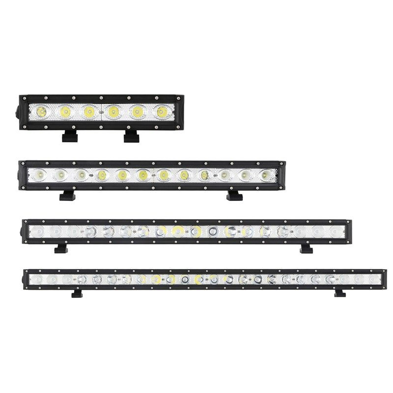 Single Row Straight  U2013 Sr Series Led Light Bar  U2013 Totron Lights