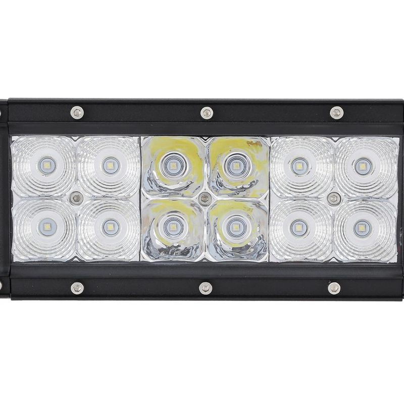 Double Row Straight  U2013 Dchl High Lux Series Led Light Bar